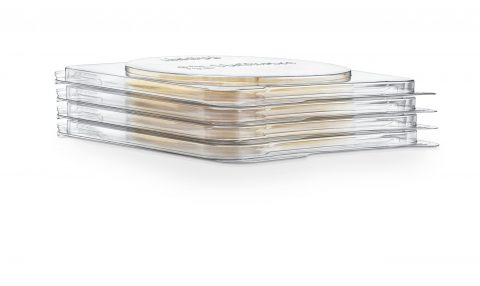 HO Adapt ABR closed clamshell package, 4 stack sideview WEB